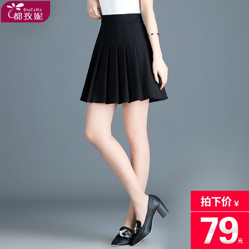 春款小黑裙