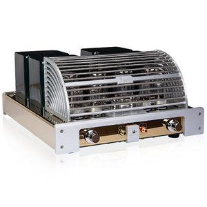 雅琴 MC-100B 电子管功放 发烧HIFI胆机大功率纯后级胆机 合并式