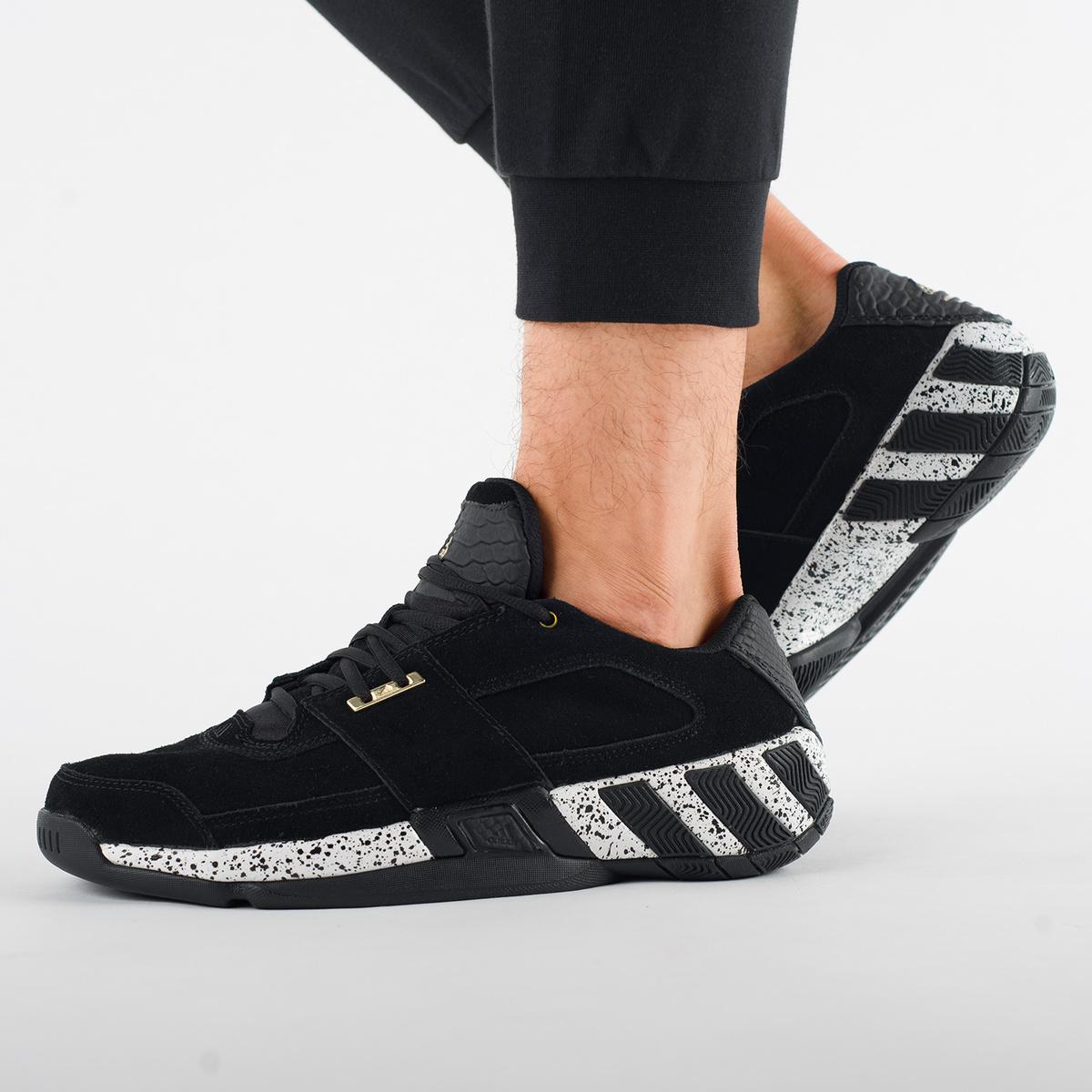正品阿迪达斯男鞋2017冬新款运动鞋阿里纳斯战靴缓震篮球鞋CG5278