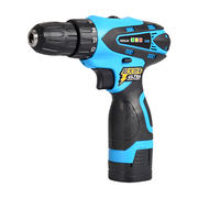 Condensation 12V lithium drill rechargeable hand drill small pistol drill multi-function household electric screwdriver electric screwdriver