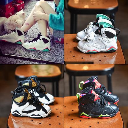 小童篮球鞋
