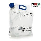 10L折叠水袋 油袋 便携式蓄水袋 兰大陆 车载户外储水桶