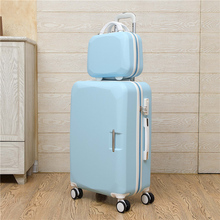 Pull rod box wanxianglun ms students 24 inches of travel luggage box 20 inches for mother board travel bags