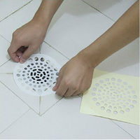 Japan imported floor drain hair filter bathroom sewer head hair filter cleaning disposable hygiene products
