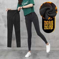 女裤加厚保暖裤子
