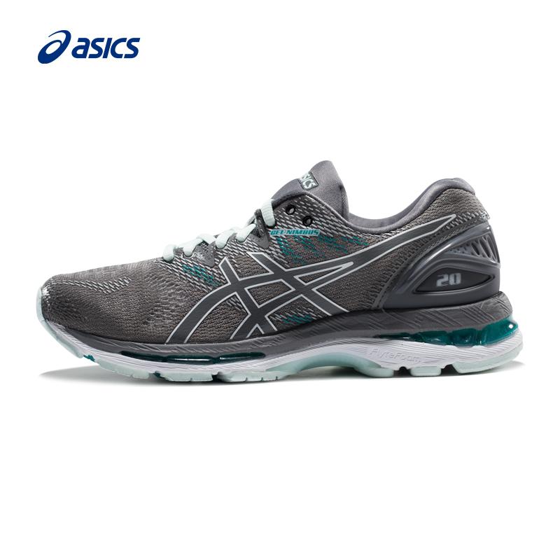 ASICS亚瑟士缓冲跑步鞋女运动鞋新款GEL-NIMBUS 20 (D) T851N-020
