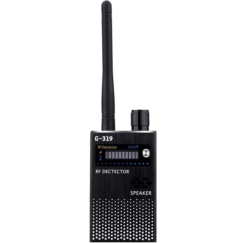 反窃听监听探测仪 防偷拍反监控酒店摄像头反定位防跟踪gps探测器