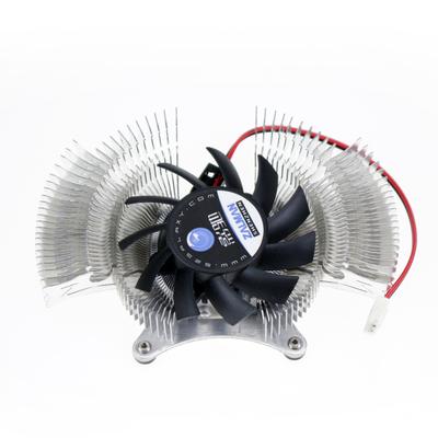 显卡风扇适用于影驰 电脑台式机显卡散热器静音 43mm孔距通用