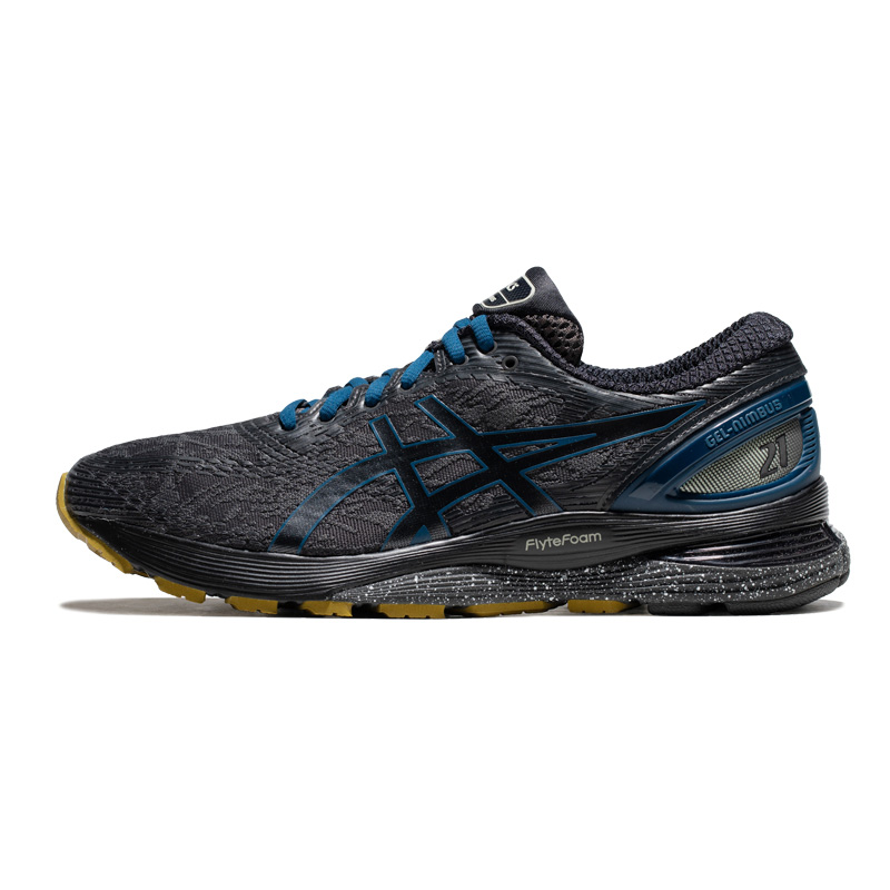 ASICS亚瑟士男鞋新款GEL-NIMBUS 21WINTERIZED跑步鞋1011A633-020