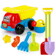 Children's ATV Toy Set Bucket Hourglass Boy Baby Large Digging Shovel Playing Sand Cassia Tool