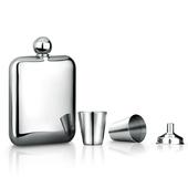 MODERN男金属酒壶创意便携小酒壶户外用不锈钢随身酒壶定制礼品