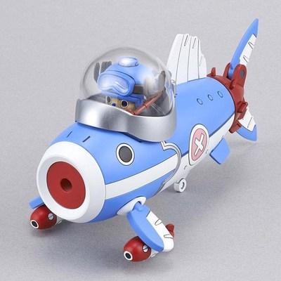 组装玩具模型机器人