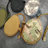 Outdoor army fan EDC key bag accessory bag carry bag tactical commuter bag accessory coin purse mini key bag