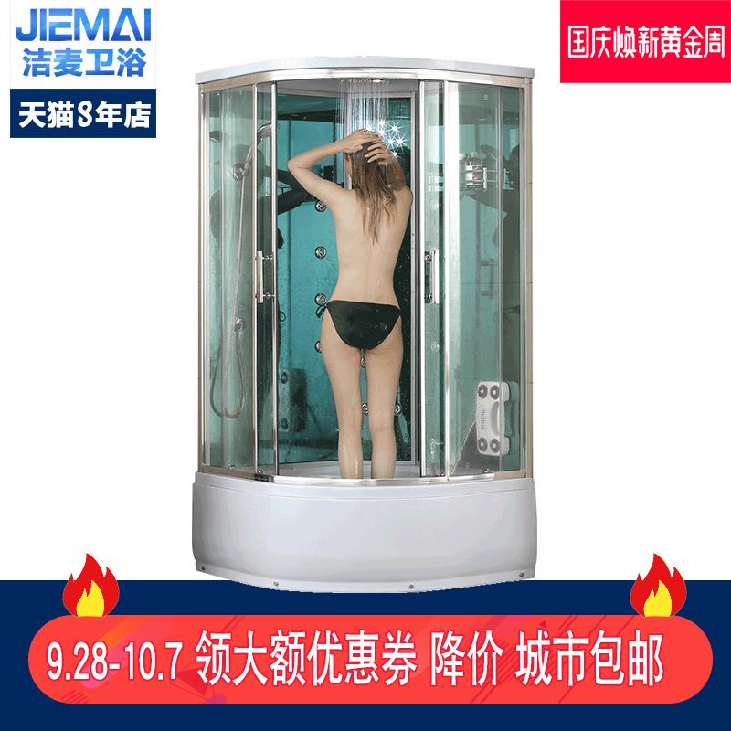 整体豪华淋浴房