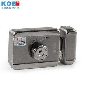 KOB不锈钢灵性锁一体锁电机锁电控锁刷卡锁电子锁出租屋门禁系统