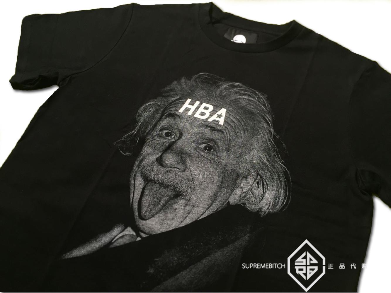 短袖黑色hba
