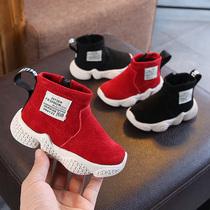 儿童网鞋男童运动鞋春秋新款休闲鞋网面单鞋女童运动网鞋童鞋