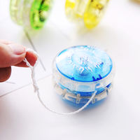 Creative flash toy Yo-Yo children luminous yo-yo boy glare Yo-Yo puzzle luminous yoyo ball