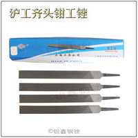 Hugong, large plate set, flat head flat file, coarse tooth, medium tooth, fine tooth, steel plate, 钳, 钳681012
