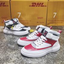 男鞋秋季新款帆布鞋运动休闲鞋子韩版潮流平板鞋男士学生