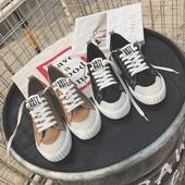 2018夏季新款透气帆布鞋小白鞋男士低帮休闲鞋板鞋韩版潮流男鞋子
