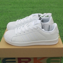 Hongxing Erke Women's Shoes 2019 New Light White Sneakers Fashion Small White Sneakers Sports Shoes Shell Head Sneakers