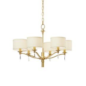 最灯饰精品美式时尚铜制水晶吊坠设计样板房会所客厅餐厅卧室吊灯
