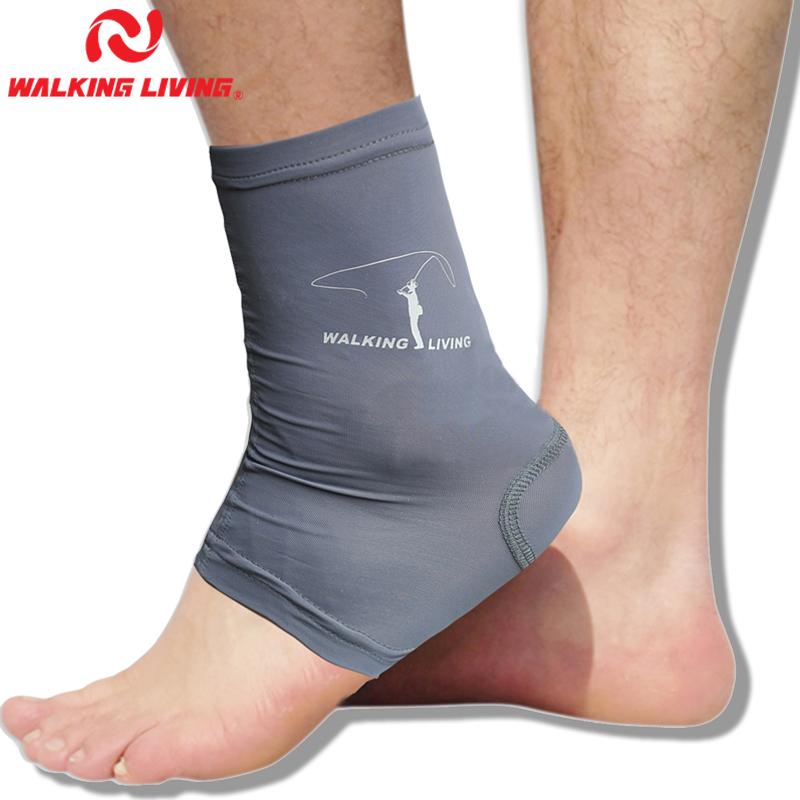 维卡莱林禁飞区防蚊护踝运动护具护脚踝男防护扭伤脚腕透气