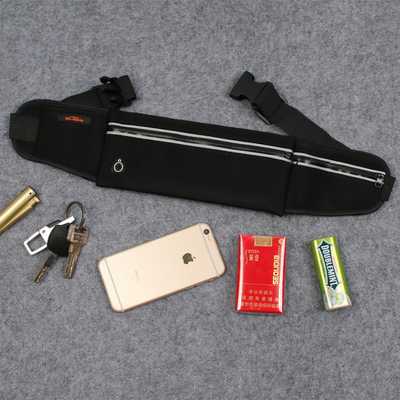 运动腰包男女跑步手机包多功能防水迷你健身装备小腰带包时尚新款
