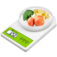 High-precision kitchen scale electronic weighing 0.01 precision weighing electronic scales household small baking food gram scales