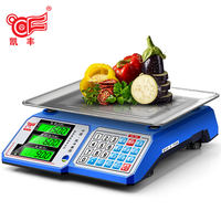 Kaifeng electronic scales commercial small scales 30kg weighing electronic said household selling market high-precision pricing scale