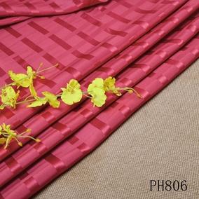 清仓布料加密格子提花面料TB801长城格白色红色幅宽1.5米 8元/米