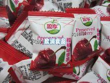 1.5斤 独立小包装 包邮 盈享樱桃味李果酸酥甜 金筷子 半斤7.5元