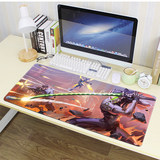 Watch pioneer DVA super large lock game mouse pad beauty cute anime custom simple girls table mat DIY