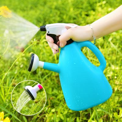家用水壶浇花喷壶压力喷水壶园艺工具小喷雾器气压式淋花浇水洒水