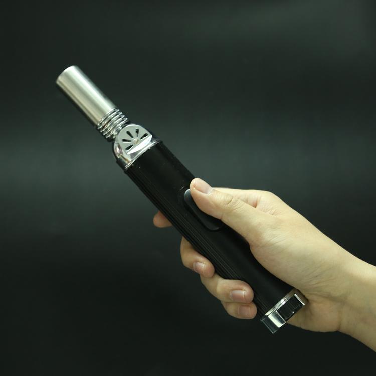 日康笔式充气式喷火器便携式高温喷枪直冲气体防风打火机气体焊枪