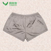 Rhyme Beijia radiation protection men's shorts all silver fiber radiation suit men's computer radiation protection underwear men's clothing