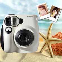 mini7s 自拍智能美颜拍立得 一次成像胶片相机 富士相机 Fujifilm