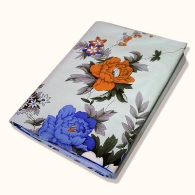 床单上海民光老式床单全棉国民丝光全线加厚    印花丝光加厚