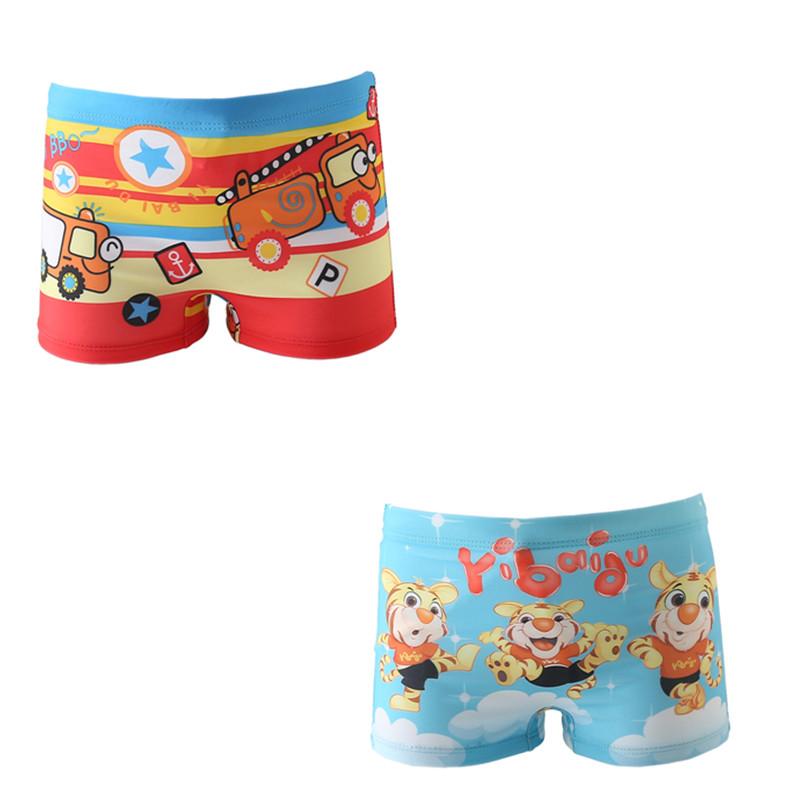 儿童泳衣泳裤套装分体男童泳衣卡通
