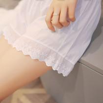 弹力打底裤薄款黑色外穿女士小脚裤春秋高腰显瘦铅笔裤紧身长裤子