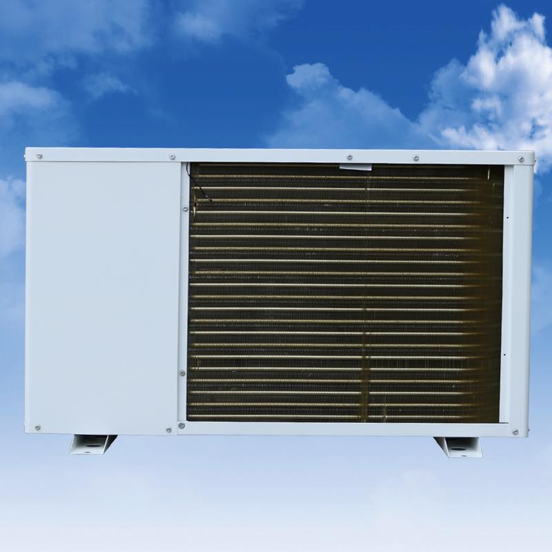太空能空气能热水器家用主机空气源热泵3p2p1匹1.5p太空能水循环