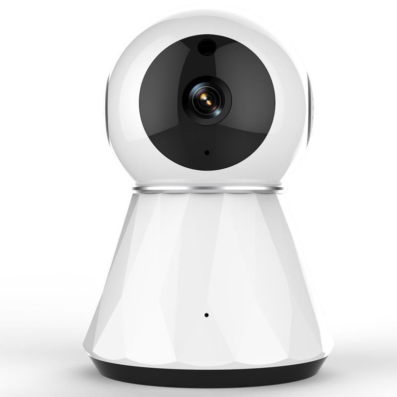 远程无线老人呼叫器婴儿监护器监视报警器监控网络家用高清摄像头