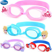 Disney children's goggles waterproof HD boys and girls cartoon diving swimming equipment kids baby swimming goggles