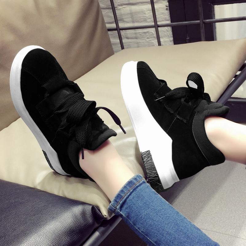 鞋子女韩版冬季学生
