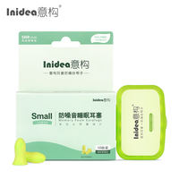 Italian anti-noise earplugs sleep professional ladies small ear canal students sleep anti-noisy quiet snoring sound insulation