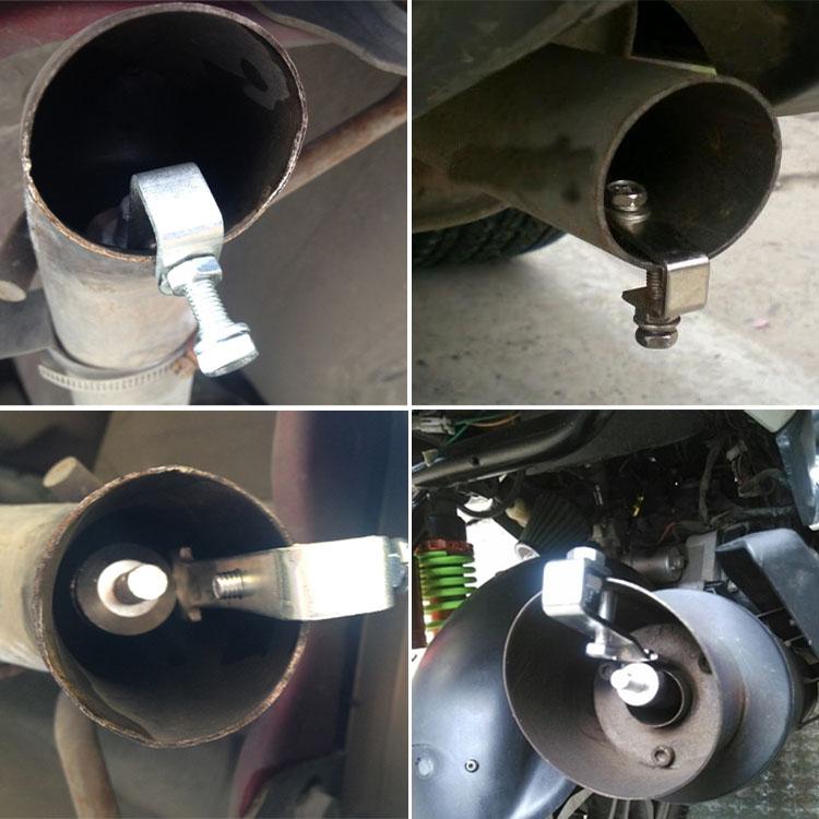 汽车摩托车排气管哨子 声音汽车改装涡轮哨子 涡轮口哨 尾哨装饰