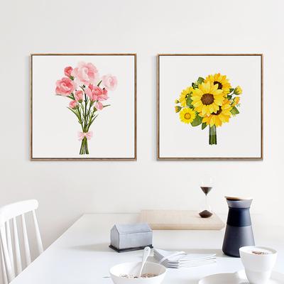 田园装饰画花卉是什么牌子