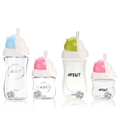 飞利浦新安怡玻璃奶瓶
