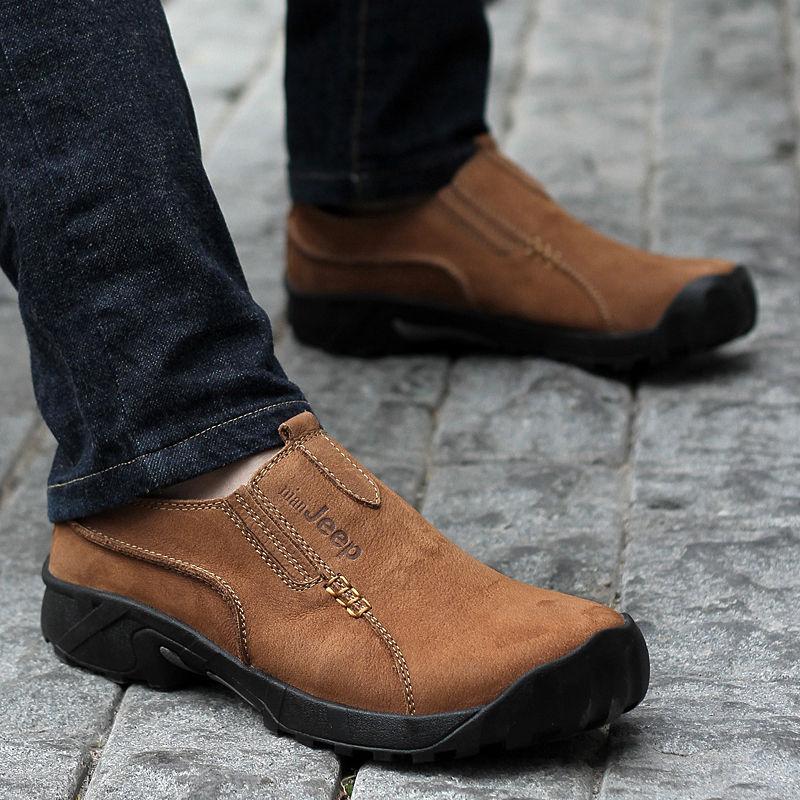 春秋流行大頭鞋
